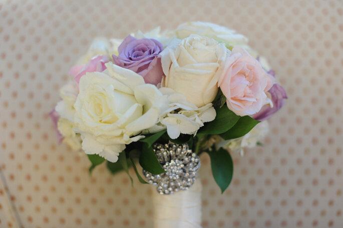Los ramos de novia más bonitos para este 2014 - Foto Clau Photography Fine Art