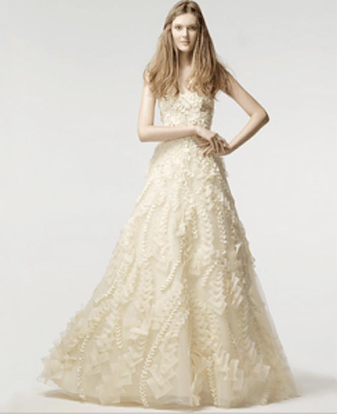 Vestido de Noiva Monique Lhuiller