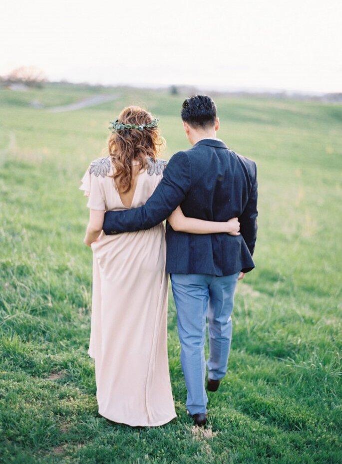 15 señales de que estás con el hombre perfecto - Foto Vicky Grafton Photography