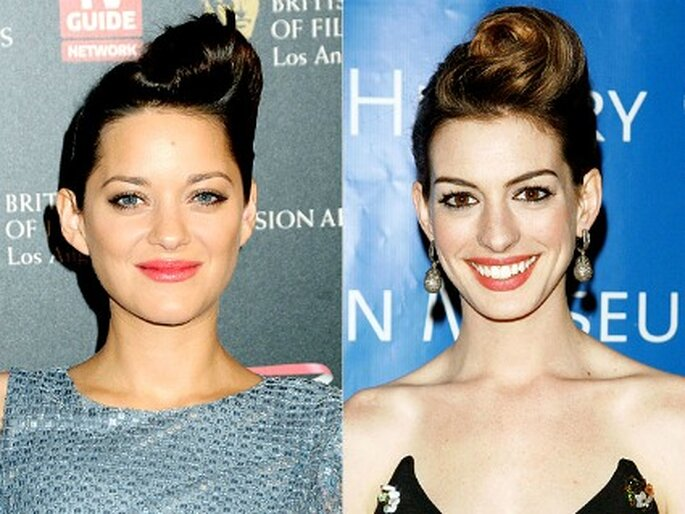 Marion Cotillard e Anne Hathaway, anche loro sedotte dal rockabilly-style!