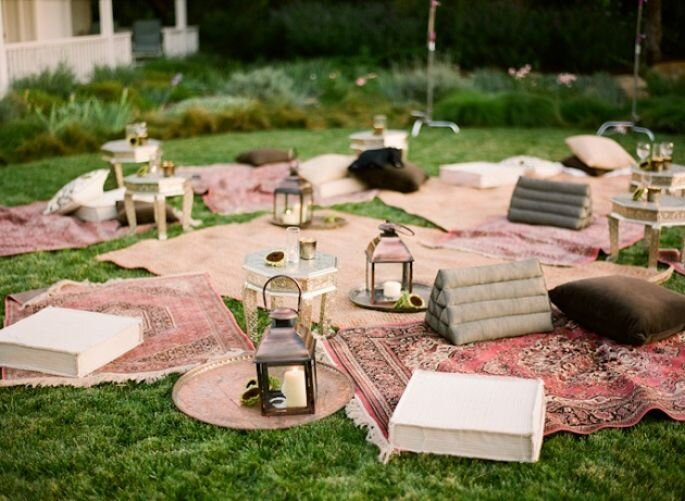 Boda picnic - Amy & Stuart