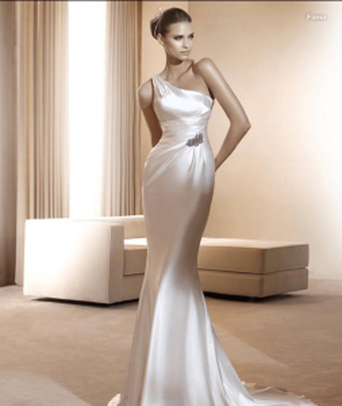 Pronovias muestra vestidos de novia 2012 en Londres
