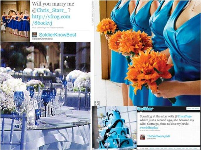 Una pedida de mano en matrimonio vía Twitter