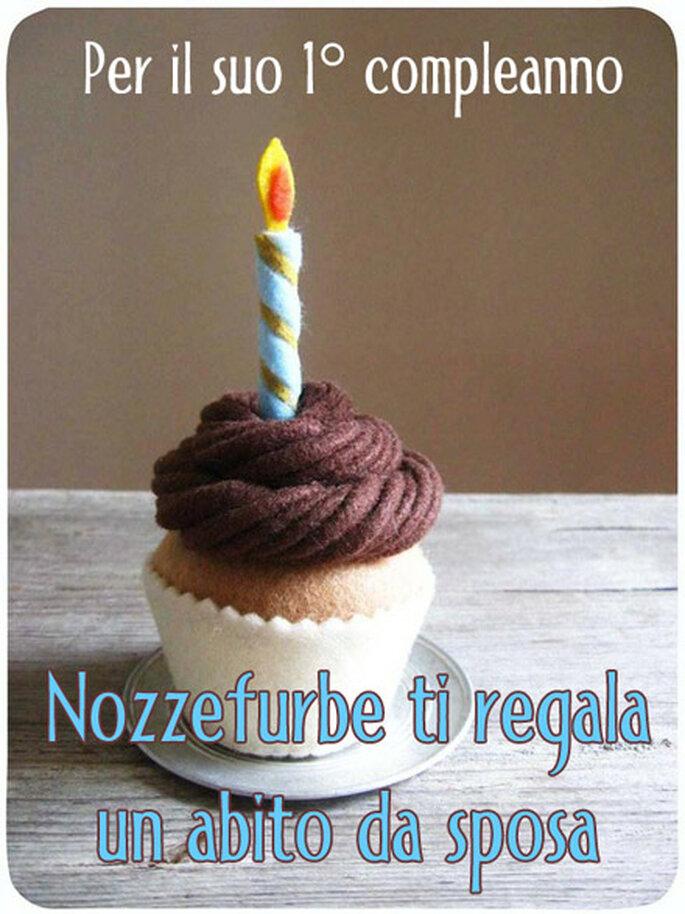 Buon compleanno Nozze Furbe!