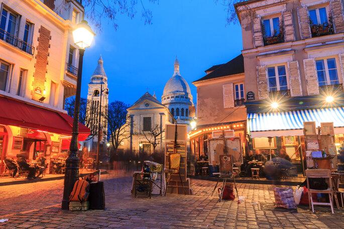 Paris. Foto via Shutterstock: Dennis van de Water
