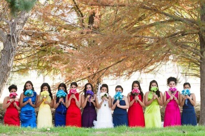 Divertida sesión de fotos con tus damas - Foto Armando Aragón