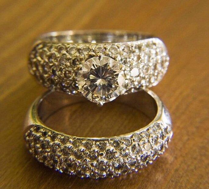 La pierre de la bague de fiançailles : un choix très personnel. - Photo : FlyNuttAA