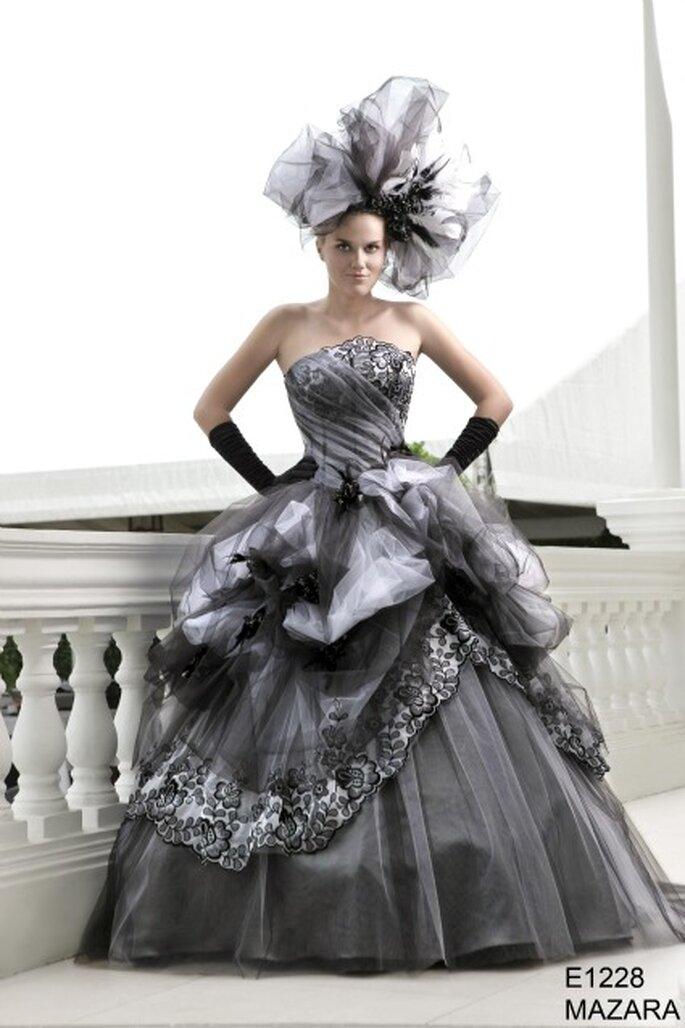 Robe de mariée E1228 MAZARA collection 2012 - Emy Lee
