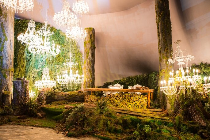 Свадебные тенденции в декоре 2015