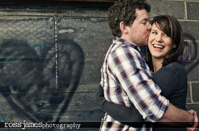 Anuncia el compromiso con tu familia - Foto Ross James Photography