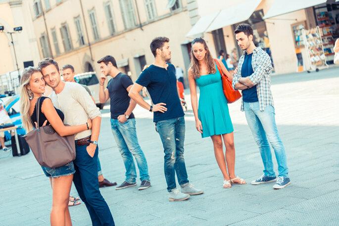 Relación con la nueva familia. Foto: William Perugini via Shutterstock (4)