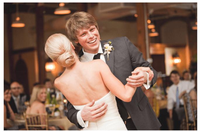El primer baile de los novios - Foto Melissa Tuck Photography