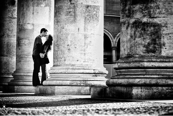 Engagement-Shooting in München - Foto: Katja Schünemann.