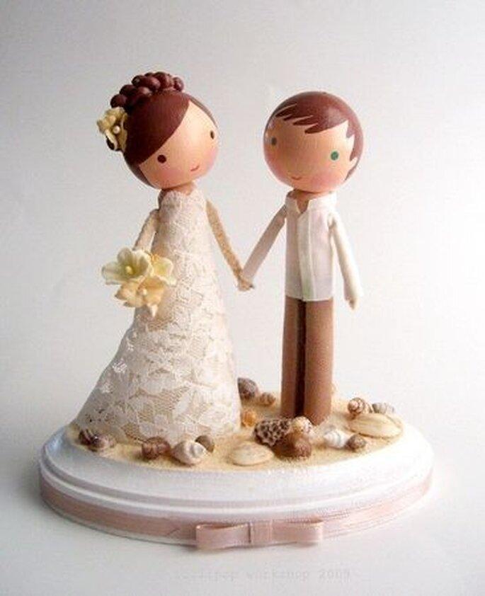 De jolies figurines offertes en cadeau : message reçu ! - (C) Instant de bonheur
