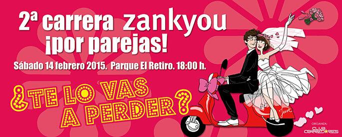 II Carrera Zankyou
