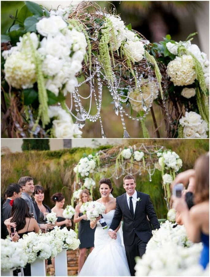 Una boda con inspiración country - Foto Emily Faulknor Photographers