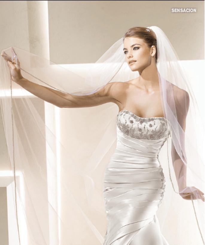 Vestido de novia Sensacion, La Sposa