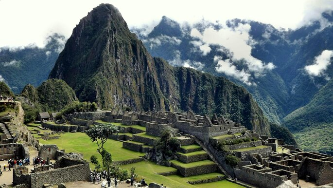 Photo : Pixabay - Machu Picchu