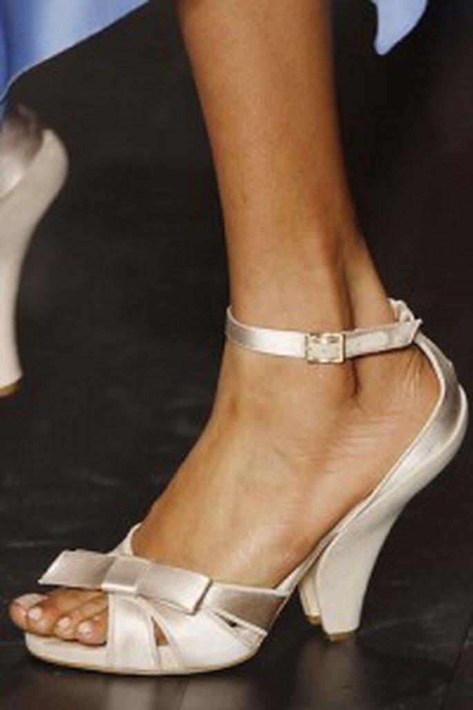 Sandali con cinturino alla caviglia firmati Missoni