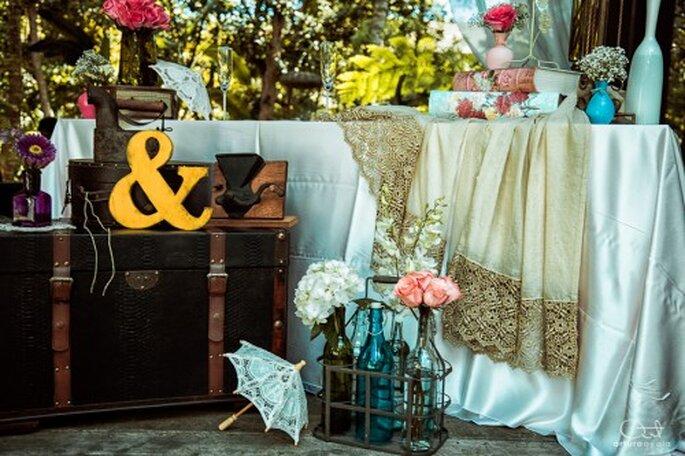 Usa tu imaginación para elegir el tipo de fotografía para tu boda - Foto Arturo Ayala