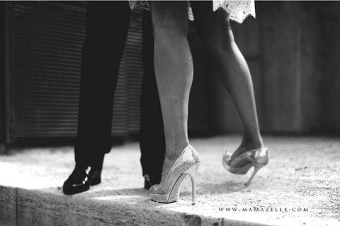 L'ouverture du bal : un moment très attendu lors d'un mariage - Source : Mamazelle.com mamazelle