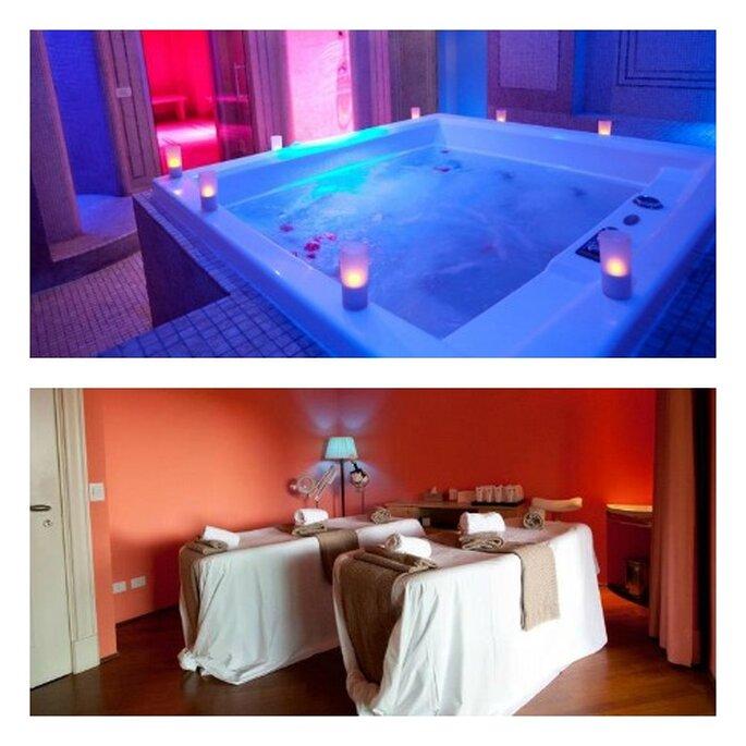 Lasciatevi coccolare nella Spa & Wellness Center del Grand Hotel Bristol! Foto: grandhotelbristol.it