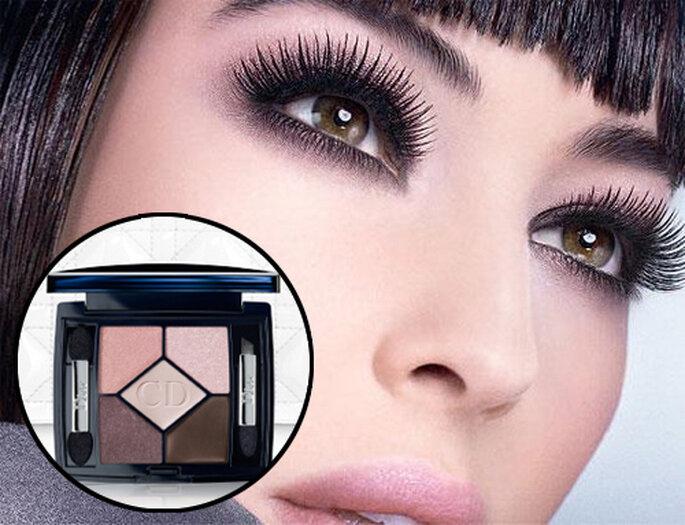 O novo conjunto de sombras '5 Couleurs Lift', com efeito lifting, da Dior