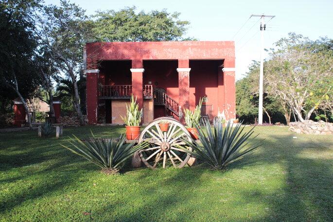 Foto: Hacienda Kaan AC