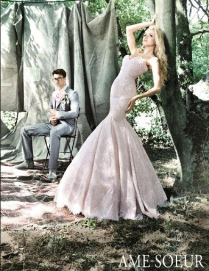 Robe de mariée Max Chaoul - Ame soeur