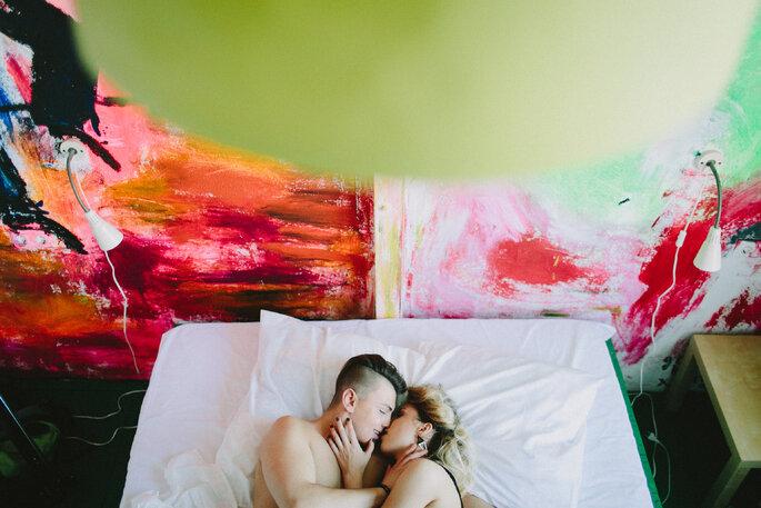 Романтическая фотоссесия