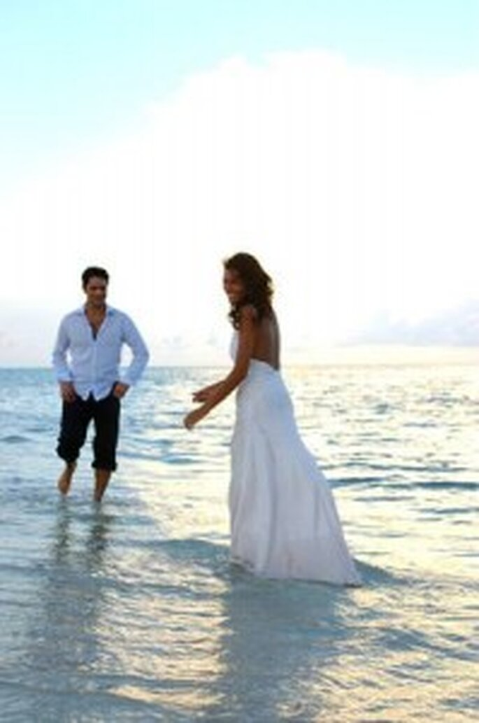 Disfruta de tu boda. Los wedding planner te la organizan al detalle