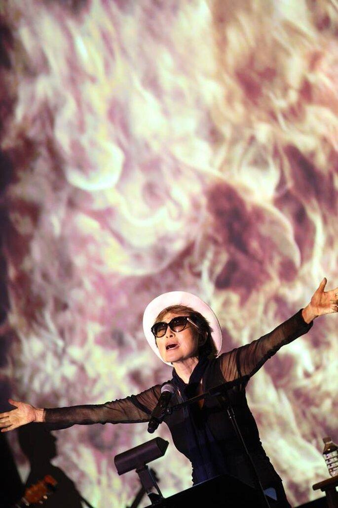 Instagram Yoko Ono