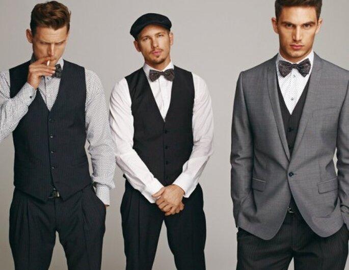 Trajes de hombre para ir a una boda vintage - Foto Dolce and Gabbana Facebook