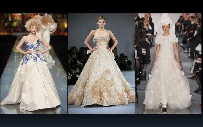 temporada 2009 vestidos de novia