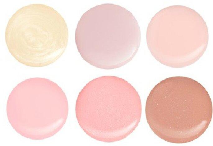 Quante tonalità nude esistono! Scegliete la vostra preferita. Queste sono di Kiko. Foto www.kikocosmetics.com