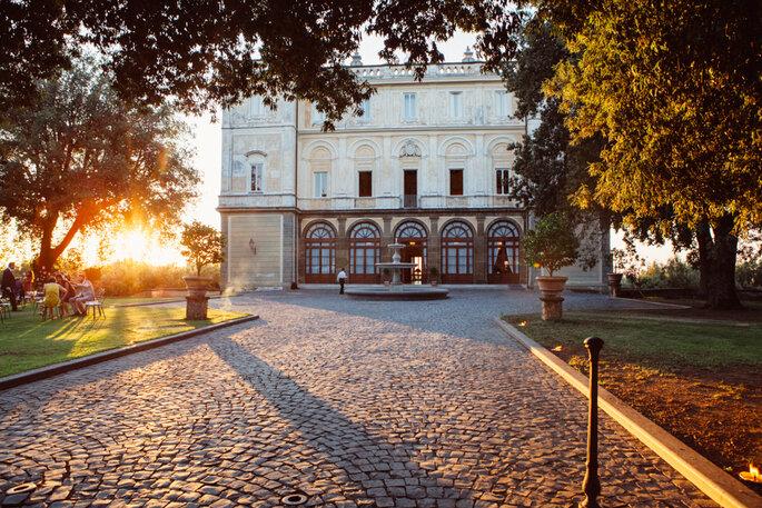 Rosenvoile   Villa Grazioli Grottaferrata