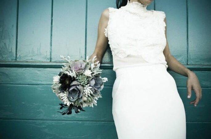 Acompaña tu vestido de novia con distintos complementos