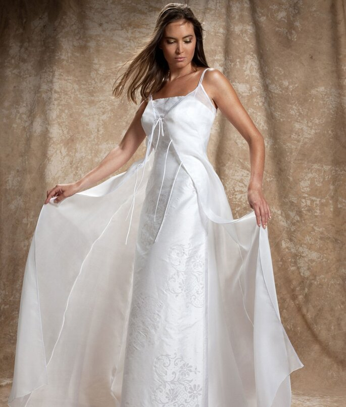 Robe de mariée Rosi Strella - Eau tendre