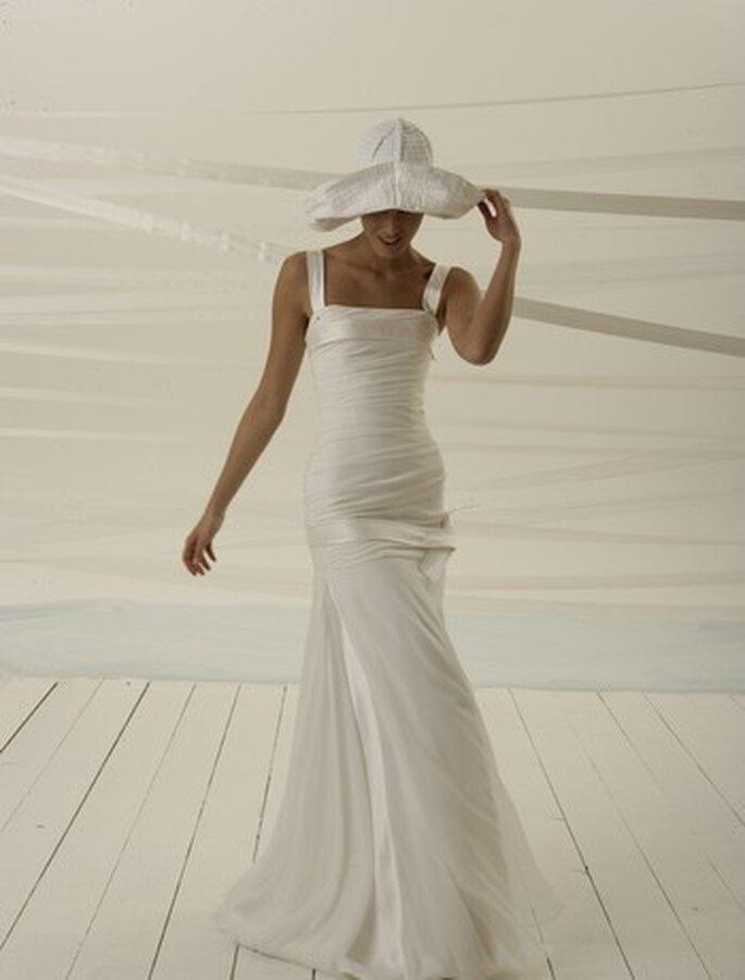 Le Spose di Gió per tutti i gusti: dall'abito da sposa piú tradizionale...