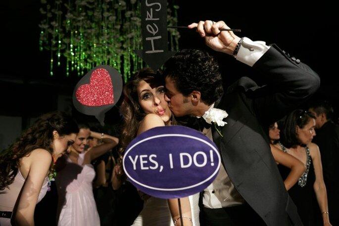 Real Wedding: Glamour y majestuosidad en la boda de Nab y Memo - Foto Marcos Valdés