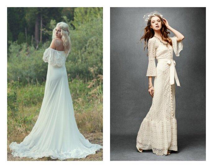 Robes de mariée du 20ème siècle : retour sur les coupes et les ...