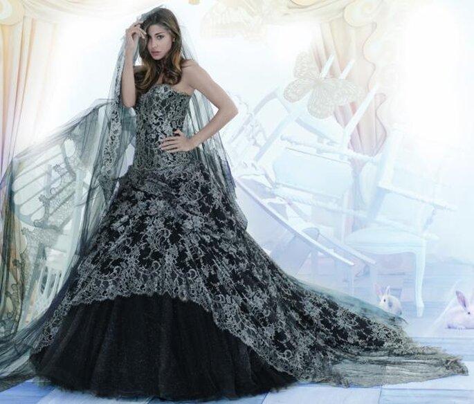 Modello Pepe nero di A. Couture