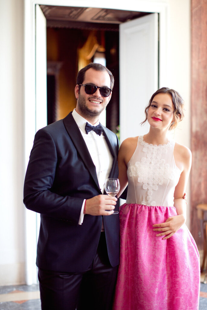 12 tipos de invitados que encontrarás en todas las bodas - Caught The Light