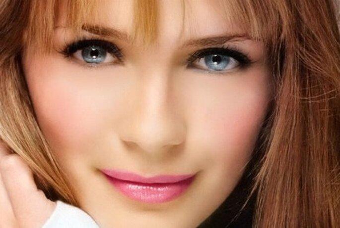 Maquillaje de novia para eliminar los brillos y grasas