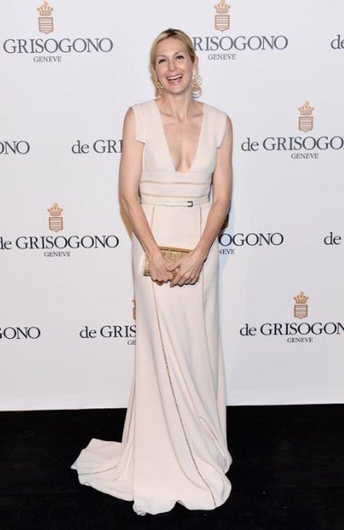 Kelly Rutherford, Festival de Cannes 2012. Foto de Image.net.
