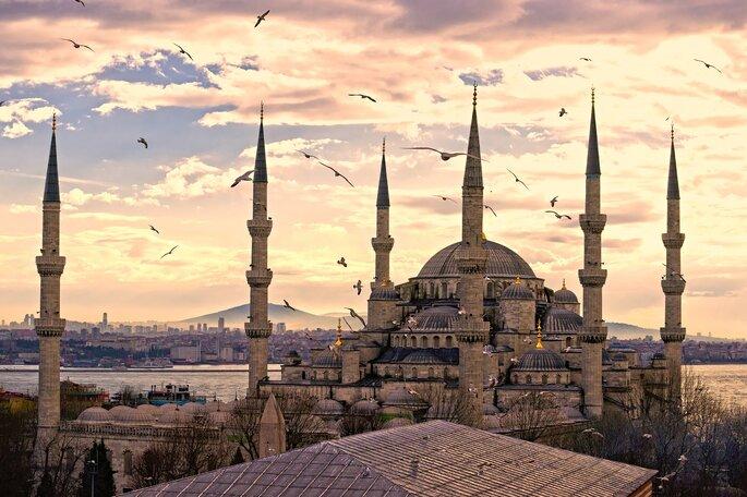 Istanbul. Photo : Luciano Mortula