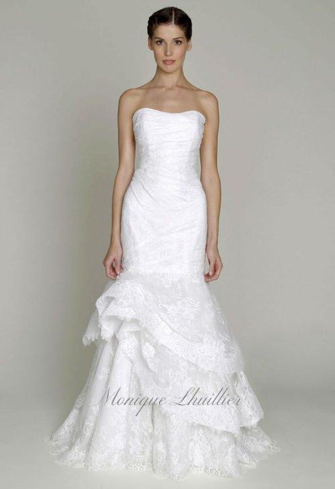 Vestidos de novia top basados en las tendencias de la moda nupcial - Foto Monique Lhuillier