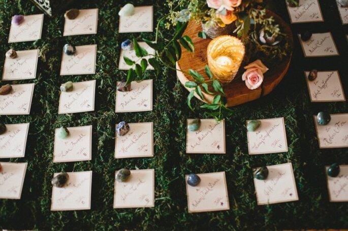 Real Wedding: Una ceremonia inspiradora con detalles vintage - Foto BRAUN Photography