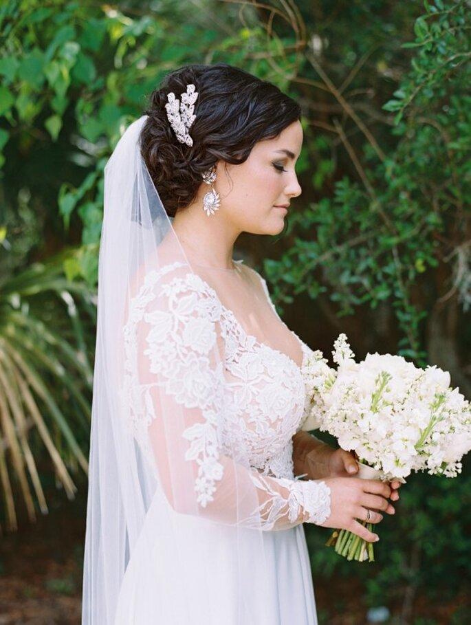 10 cosas que toda novia debe de saber antes de la boda - Foto Landon Jacob Productions
