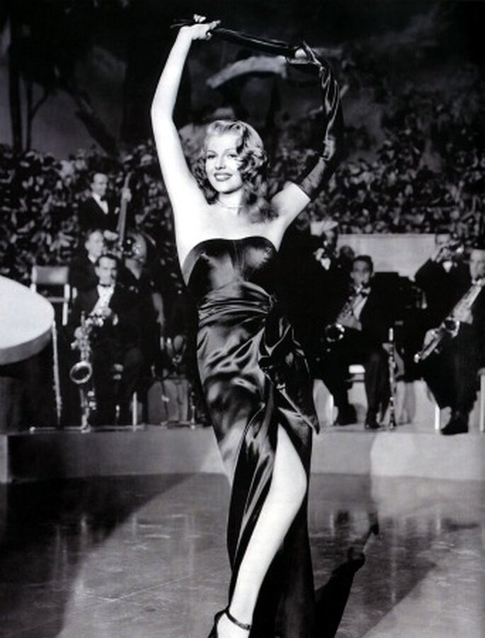 Rita Hayworth, una 'Gilda' inolvidable (1946)
